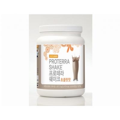 도테라 프로테라 쉐이크 초코맛 체중조절 쉐이크