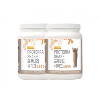 도테라 프로테라쉐이크 초코맛 2개 세트 체중조절 쉐이크