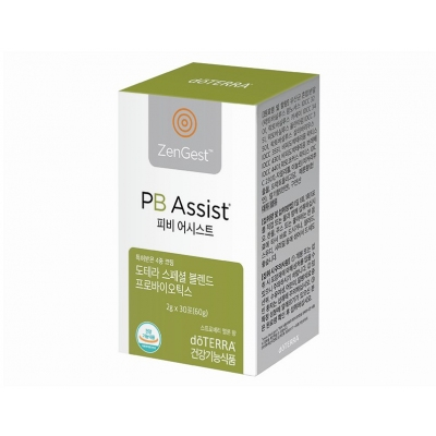 피비어시스트 유산균 PB어시스트