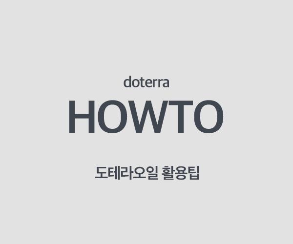 도테라활용법